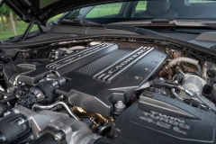 2019 Cadillac CT6-V Engine Bay 4.2L Twin Turbo V8 Blackwing Engine 002
