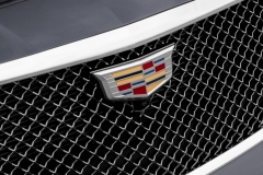 2019 Cadillac CT6-V Exterior Grille with Cadillac Logo