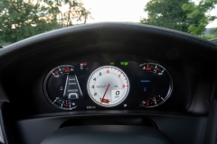 2019 Cadillac CT6-V Interior 002 digital gauge cluster