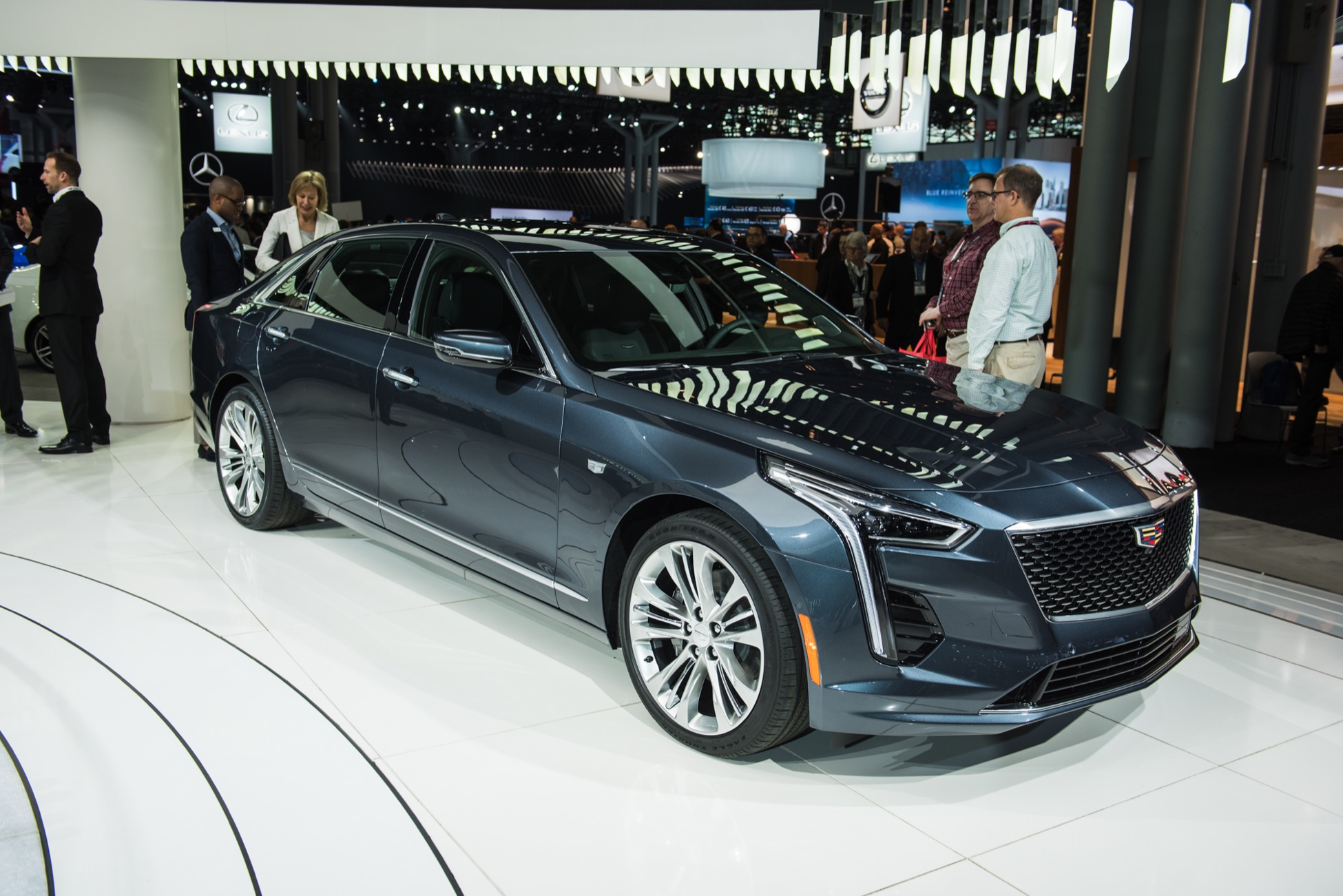 2019 Cadillac CT6 Pictures, Photos, Images, Spy Shots