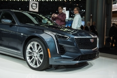2019 Cadillac CT6 - 3.0L Twin Turbo V6 - exterior - 2018 New York Auto Show live 002