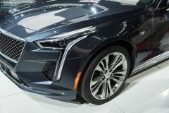 2019 Cadillac CT6 - 3.0L Twin Turbo V6 - exterior - 2018 New York Auto Show live 005