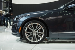 2019 Cadillac CT6 - 3.0L Twin Turbo V6 - exterior - 2018 New York Auto Show live 007