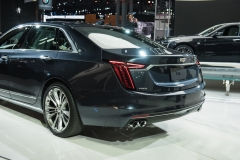 2019 Cadillac CT6 - 3.0L Twin Turbo V6 - exterior - 2018 New York Auto Show live 010