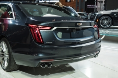 2019 Cadillac CT6 - 3.0L Twin Turbo V6 - exterior - 2018 New York Auto Show live 011