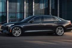2019 Cadillac CT6 Platinum exterior 001 side zoom