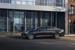 2019 Cadillac CT6 Platinum exterior 001 side