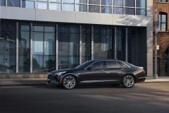 2019 Cadillac CT6 Platinum exterior 001 side