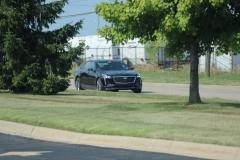 2019 Cadillac CT6 Sport 3.0L TT V6 - Black Raven GBA exterior - July 2018 001