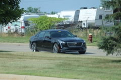 2019 Cadillac CT6 Sport 3.0L TT V6 - Black Raven GBA exterior - July 2018 005