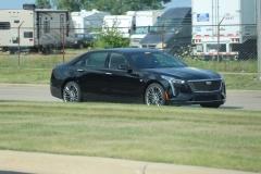 2019 Cadillac CT6 Sport 3.0L TT V6 - Black Raven GBA exterior - July 2018 009