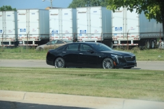 2019 Cadillac CT6 Sport 3.0L TT V6 - Black Raven GBA exterior - July 2018 010