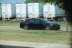 2019 Cadillac CT6 Sport 3.0L TT V6 - Black Raven GBA exterior - July 2018 011