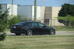 2019 Cadillac CT6 Sport 3.0L TT V6 - Black Raven GBA exterior - July 2018 015