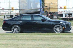 2019 Cadillac CT6 Sport 3.0L TT V6 - Black Raven GBA exterior zoomed - July 2018 003