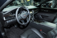 2019 Cadillac CT6 - interior - 2018 New York Auto Show live 002 cockpit