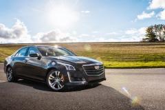 2019 Cadillac CTS Sedan Exterior 002