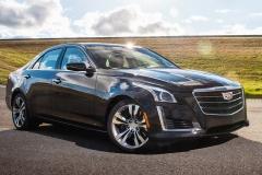 2019 Cadillac CTS Sedan Exterior 003