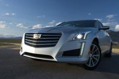 2019 Cadillac CTS Sedan Exterior 008