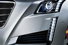 2019 Cadillac CTS Sedan Exterior 009 headlight and accent light