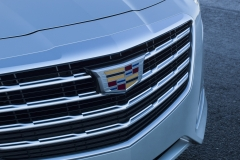 2019 Cadillac CTS Sedan Exterior 010 - grille and logo