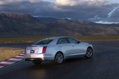 2019 Cadillac CTS Sedan Exterior 011