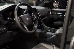 2019 Cadillac Escalade Sport - Interior - Los Angeles Auto Show - November 2018 001