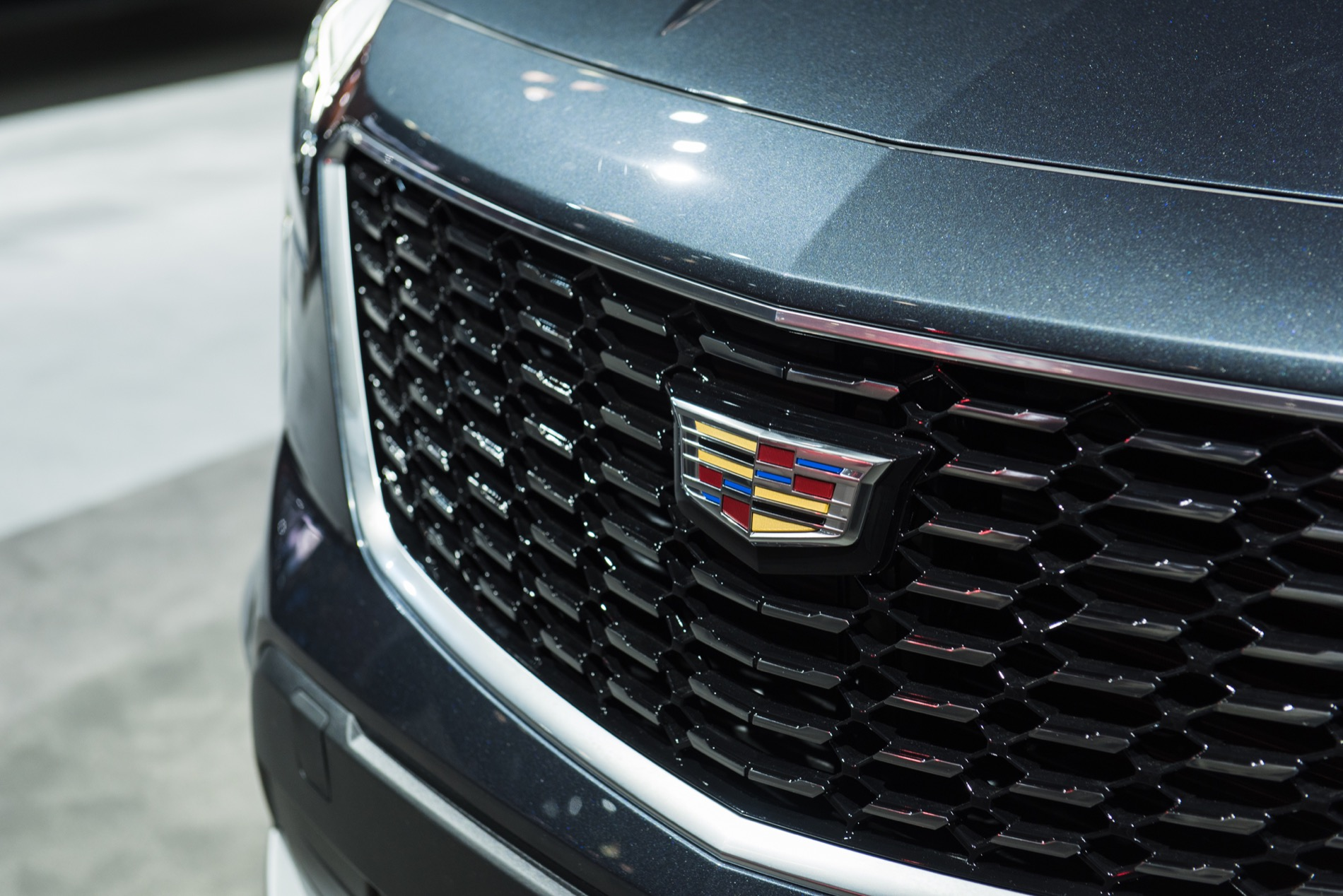 Complete 2019 Cadillac XT4 Details Surface Prior To Reveal