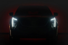 2019 Cadillac XT4 Front End - March 2018