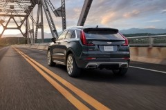 2019 Cadillac XT4 Premium Luxury - Exterior - Seattle Media Drive - September 2018 003