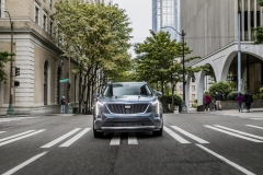 2019 Cadillac XT4 Premium Luxury - Exterior - Seattle Media Drive - September 2018 005