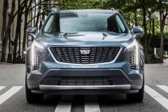 2019 Cadillac XT4 Premium Luxury - Exterior - Seattle Media Drive - September 2018 006