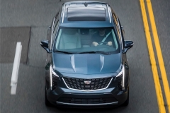 2019 Cadillac XT4 Premium Luxury - Exterior - Seattle Media Drive - September 2018 007