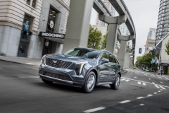 2019 Cadillac XT4 Premium Luxury - Exterior - Seattle Media Drive - September 2018 008