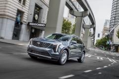 2019 Cadillac XT4 Premium Luxury - Exterior - Seattle Media Drive - September 2018 008