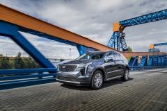 2019 Cadillac XT4 Premium Luxury - Exterior - Seattle Media Drive - September 2018 010