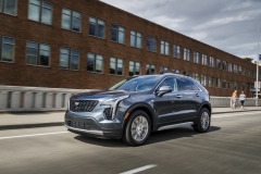 2019 Cadillac XT4 Premium Luxury - Exterior - Seattle Media Drive - September 2018 012