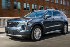 2019 Cadillac XT4 Premium Luxury - Exterior - Seattle Media Drive - September 2018 013