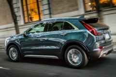 2019 Cadillac XT4 Premium Luxury - Exterior - Seattle Media Drive - September 2018 017