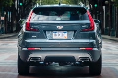 2019 Cadillac XT4 Premium Luxury - Exterior - Seattle Media Drive - September 2018 023