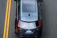 2019 Cadillac XT4 Premium Luxury - Exterior - Seattle Media Drive - September 2018 027