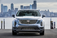 2019 Cadillac XT4 Premium Luxury - Exterior - Seattle Media Drive - September 2018 028