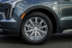 2019 Cadillac XT4 Premium Luxury - Exterior - Seattle Media Drive - September 2018 056 - wheel