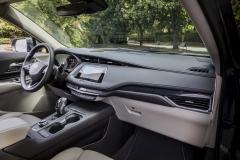 2019 Cadillac XT4 Premium Luxury - Interior - Seattle Media Drive - September 2018 003