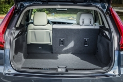 2019 Cadillac XT4 Premium Luxury - Interior - Seattle Media Drive - September 2018 012 - all seats folded