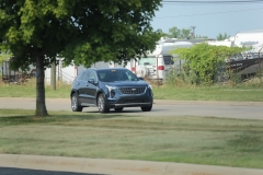 2019 Cadillac XT4 Premium Luxury in Twilight Blue Metallic GA0 with 18 inch 10-spoke wheels REP  - July 2018 002