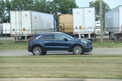 2019 Cadillac XT4 Premium Luxury in Twilight Blue Metallic GA0 with 18 inch 10-spoke wheels REP  - July 2018 006