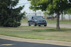 2019 Cadillac XT4 Premium Luxury in Twilight Blue Metallic GA0 with 20 inch 9-spoke wheels RQA  - July 2018 001