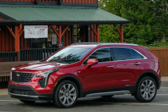 2019-Cadillac-XT4-Sport-–-Exterior-–-Seattle-Media-Drive-–-September-2018-059-front-three-quarters