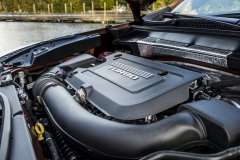2019 Cadillac XT4 Sport - Engine Bay - Seattle Media Drive - September 2018 001